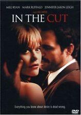 In The Cut (DVD, 2004) R18+ Thriller Movie Meg Ryan, Mark Ruffalo