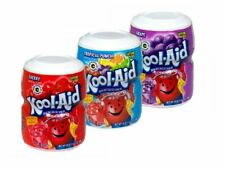 Kool-Aid Drink Mix Variety 3-Pack (Cherry, Tropical Punch and Grape)