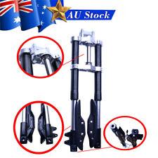 Inverted Forks Suspension DISC BRAKE Fit  XR50 CRF50 SDG SSR 110 125 Pit Bike