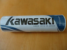 6 new Kawasaki White Nylon Badminton Shuttlecocks grade A