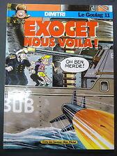 le goulag 11 exocet nous voila ! dimitri l'echo des savanes  albin michel 1991