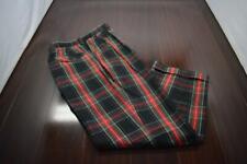 33438 Mens Golf Knickers Par 5 Linen Plaid Golf Dress Pants Size 33 x 31
