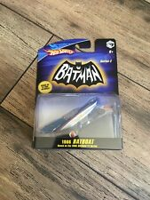 Hot Wheels Batman 1966 Batboat with Trailer !!NEW! NEVER OPENED!
