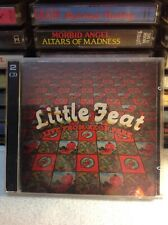 Little Feat Live from Neon Park 2 Cd 1996 Zoo 72445-11129-2 Rare Southern Rock