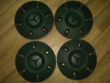 MERCEDES Sprinter CENTRE CAPS COPRIMOZZI copricerchi, NUOVO, 4x, Set Completo AUTENTICO,