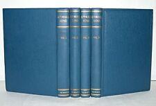 Automobile Repair - 4 book set, Hardback, E. Molloy, c1950's. George Newnes.