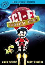 Sci-Fi Junior High: Sci-Fi Junior High by John Martin and Scott Seegert ARC