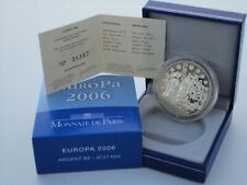 1 euro 1/2 BE France 2006 argent - EUROPA 2006 !!!!