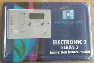 Horstmann - ELECTRONIC 7 Immersion Heater Controller Economy 7- New