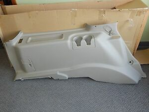New OEM 2007-2014 Ford Expedition Rear Left Lower Side Quarter Panel Trim Cover
