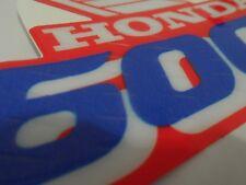 Honda XR600 XR 600 XR600R KIT Tank Decals, stickers, graphics, free shipping