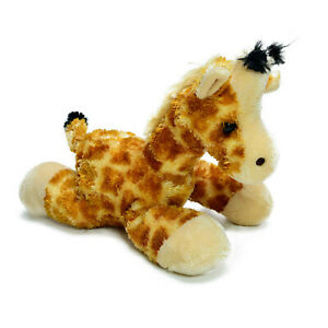 Korimco Giraffe Plush Soft Stuffed Animal Toy Washed and Clean 18cm Beans