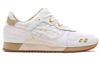 Asics Tiger Men's Gel-Lyte III Running Sneakers,White/White