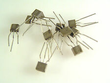 BC337BP Transistor TO 92 Joggled Legs 10 pieces OMA47k