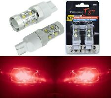 LED Light 50W 7440 Red Two Bulbs Rear Turn Signal Replace Upgrade Lamp Fit