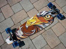 "*NEW* Landyachtz Bamboo Battle Axe  Eagle 35"" Complete Longboard Skateboard"