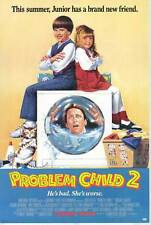 PROBLEM CHILD 2 Movie POSTER 27x40 John Ritter Michael Oliver Laraine Newman Amy