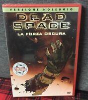 Dead Space La Forza Oscura DVD Rent Nuovo Sigillato Anime Manga Chuck Patton