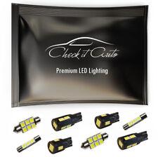 2016-2018 Honda Civic LED Interior + Reverse Light Package Kit 6pc