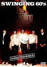 The Rolling Stones - Swinging 60's (DVD, 2007) + dispatch in 24 hours  Jagger
