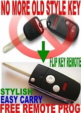 ALLin1 KEY REMOTE FOR 2003 04 05 CIVIC SI SIR CHIP TRANSPONDER KEYLESS ENTRY cm