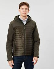 Joules Mens Wentworth Padded Jacket - HERITAGE GREEN