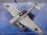 Germany Junkers Ju87/D-1 1/100 Scale War Aircraft Japan Diecast Display PL154