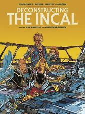 DECONSTRUCTING THE INCAL HARDCOVER Humanoids Inc. Science Fiction Comics HC
