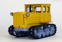 DT-54 Soviet Сaterpillar Tractor 1949 Year 1/43 Scale Collectible Farm Vehicle