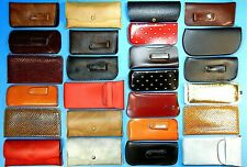 Swap Meet - Flea Market - Lot 50 Eyeglass Cases Vintage Assorted Never-Used