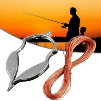 Stainless Steel Lure Snag Remover with Rope K9W1