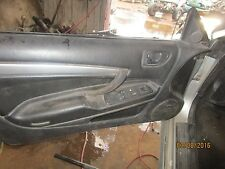 03 04 05 DODGE STRATUS COUPE POWER FRONT DRIVER SIDE DOOR PANEL GRAY