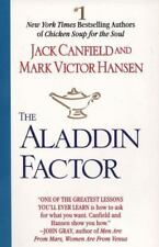 THE ALADDIN FACTOR by Jack Canfield FREE SHIP paperback book happiness! success!