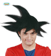 PARRUCCA GOKU Carnevale Capelli Dragon Ball Kaarot Cartoni Animati 115 4823