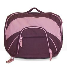 FastRider Rear Pannier Bag for Laptops Purple - Cycling