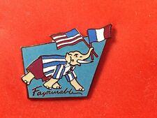 pins pin montre watch faconnable elephant signé saggay