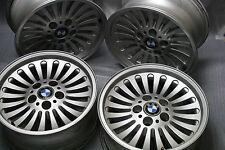 4 Alufelgen BMW 5er E39 7Jx16H2 IS 20 5x120 - Styling 33 - guter Zustand!