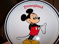 TWO MICKEY MOUSE TRAYS FROM THE 1970'S/ DISNEYLAND (ANAHEIM, CA.)