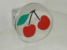 hitch cover, cherry ,tahoe,expedition,chevy,CHERRIES