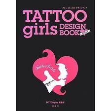 TATTOO DESIGN BOOK  GIRLS TATTOO SPECIAL vol.2 JAPAN, 2007 irezumi