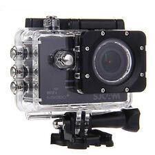 SJCAM SJ5000 Plus Black AmbarellaA7LS75 HD 1080P WiFi Helmet Action Camera