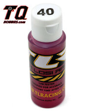 New! TLR74010 Losi Silicone Shock Oil 40 Wt Weight 2 Oz Ounces Fast Ship wTrack#