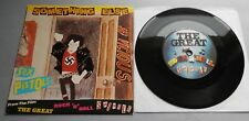 "Sex Pistols - Something Else UK 1979 Virgin Mispress 7"" P/S plays Silly Thing"