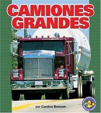 Camiones Grandes (Big Rigs) (Libros Para Avanzar-Potencia En-ExLibrary