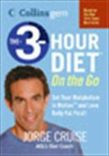 The 3-Hour Diet On the Go (Collins Gem) Cruise, Jorge Paperback