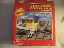 HOT ZONE TINY TOWN COLLECTION AIRPORT NIB