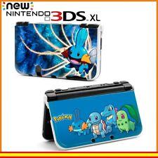 Funda Protector Nintendo New 3DS XL Carcasa Dibujos Pokémon Mudkip Amigos