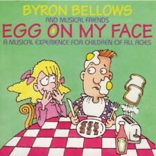 Egg On My Face - Byron Bellows (CD Used Very Good)