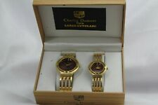 Charles Dumont Of Paris His And Her Watch Set
