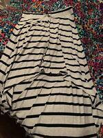 Torrid Size 0 High/Low Skirt